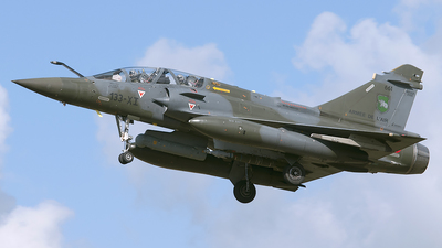 661 - Dassault Mirage 2000D - France - Air Force