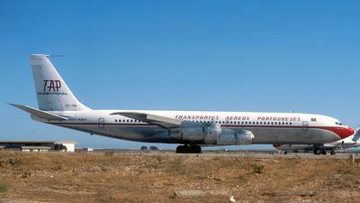 CS-TBA - Boeing 707-382B - TAP - Transportes Aéreos Portugueses