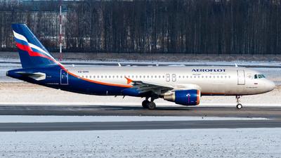 VQ-BHN - Airbus A320-214 - Aeroflot
