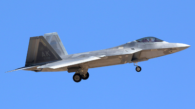 06-4118 - Lockheed Martin F-22A Raptor - United States - US Air Force (USAF)