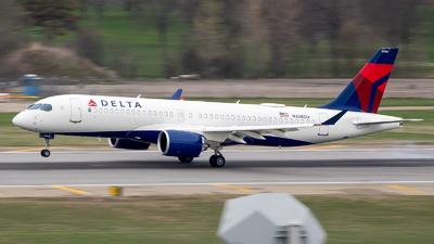 N308DU - Airbus A220-371 - Delta Air Lines