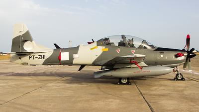 PT-ZHI - Embraer EMB-314E Super Tucano - Embraer