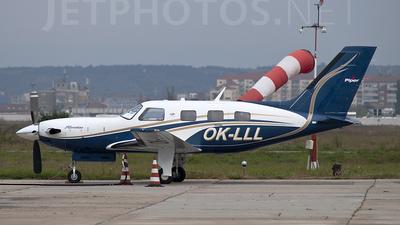 OK-LLL - Piper PA-46-500TP Malibu Meridian - Private