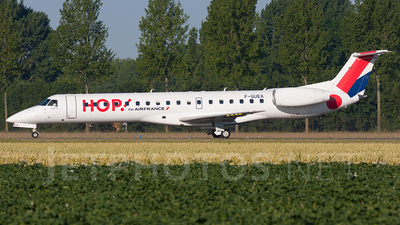 F-GUEA - Embraer ERJ-145MP - HOP! for Air France