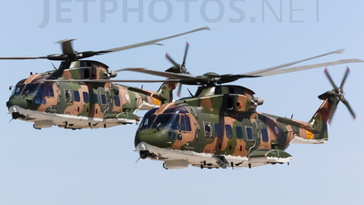 19608 - Agusta-Westland EH-101 Merlin - Portugal - Air Force