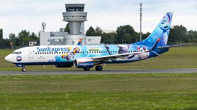 TC-SNU - Boeing 737-8HC - SunExpress