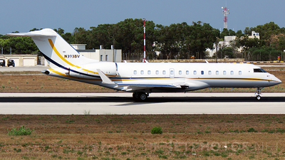 N393BV - Bombardier BD-700-1A10 Global Express XRS - Private
