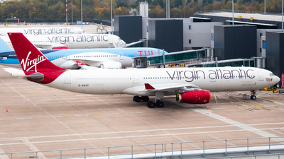A picture of GVNYC - Airbus A330343 - Virgin Atlantic - © Jess Hall