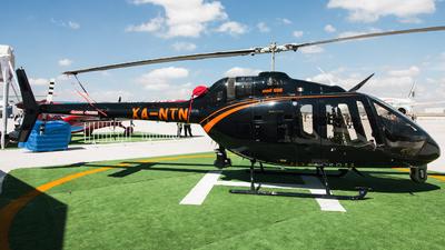 XA-NTN - Bell 505 - Private