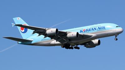 HL7627 - Airbus A380-861 - Korean Air