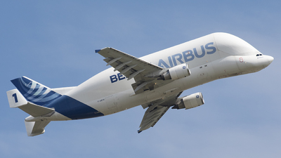 A picture of FGSTA - Airbus A300608ST Beluga - Airbus Transport International - © Rod Beaux