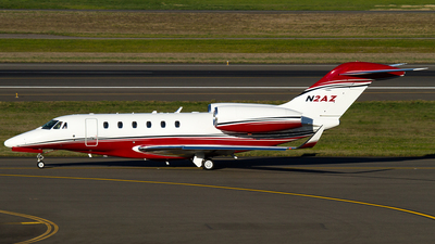 N2AZ - Cessna 750 Citation X - Private