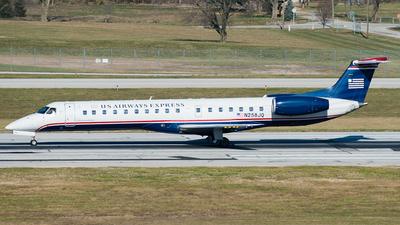N258JQ - Embraer ERJ-145LR - Delta Connection (Chautauqua Airlines)