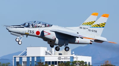 76-5755 - Kawasaki T-4 - Japan - Air Self Defence Force (JASDF)
