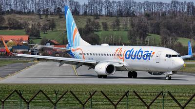 A picture of A6FER - Boeing 7378KN - FlyDubai - © Marcin Glodzik