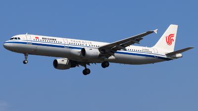 B-6363 - Airbus A321-213 - Air China