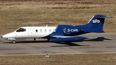 D-CARL - Bombardier Learjet 35A - Gesellschaft für Flugzieldarstellung (GFD)
