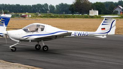 D-EWAG - Diamond DA-20-A1 Katana - Westflug Aachen