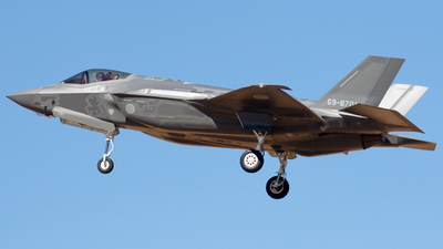 69-8701 - Lockheed Martin F-35A Lightning II - Japan - Air Self Defence Force (JASDF)