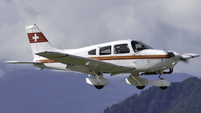 HB-PNG - Piper PA-28-161 Warrior II - Flugbetriebs AG Sarnen-Kägiswil