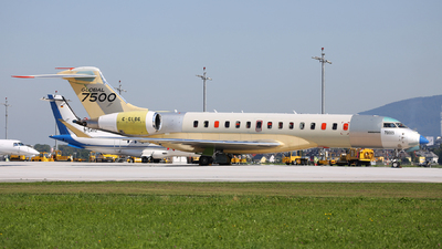 C-GLBG - Bombardier BD-700-2A12 Global 7500  - Bombardier Aerospace