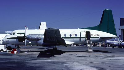 9L-LBH - Hawker Siddeley HS-748 - Untitled
