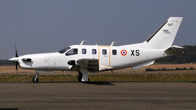147 - Socata TBM-700 - France - Air Force