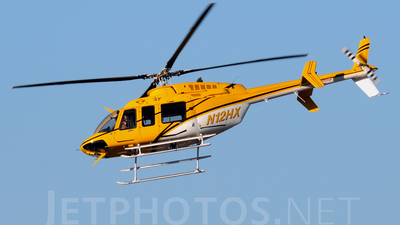 A picture of N12HX - Bell 407 - [53415] - © Agustin Anaya