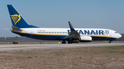 EI-GDX - Boeing 737-8AS - Ryanair