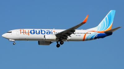 A6-FEE - Boeing 737-8KN - flydubai