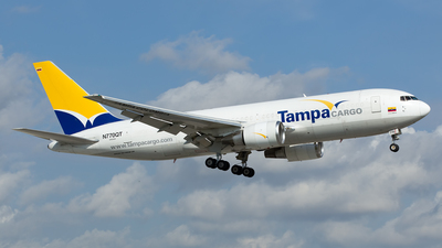 N770QT - Boeing 767-241(ER)(BDSF) - Tampa Cargo