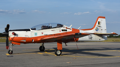 FAB1312 - Embraer EMB-312 Tucano - Brazil - Air Force