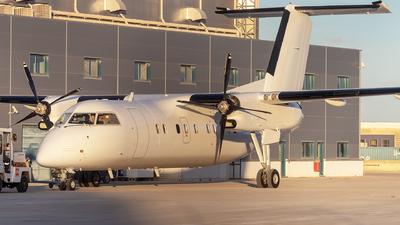 N997MG - Bombardier Dash 8-Q202 - Sierra Nevada Corporation