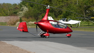 D-MBEL - AutoGyro Europe Calidus - Private