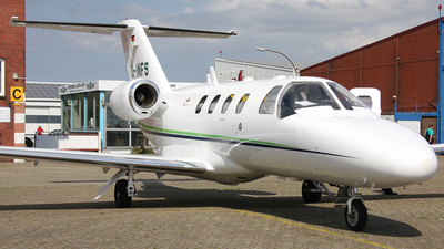 D-INFS - Cessna 525 CitationJet 1 - BizAir Flug