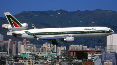 I-DUPA - McDonnell Douglas MD-11 - Alitalia