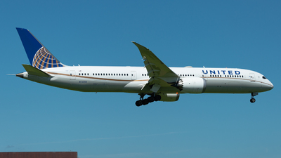 A picture of N15969 - Boeing 7879 Dreamliner - United Airlines - © M Tanibata