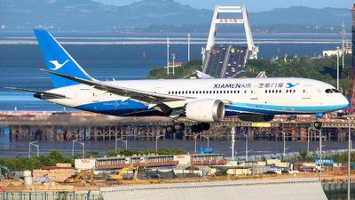 B-2762 - Boeing 787-8 Dreamliner - Xiamen Airlines