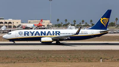 EI-GJI - Boeing 737-8AS - Ryanair
