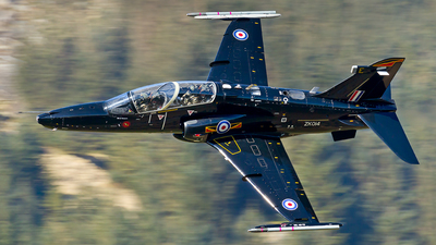 ZK014 - British Aerospace Hawk T.2 - United Kingdom - Royal Air Force (RAF)