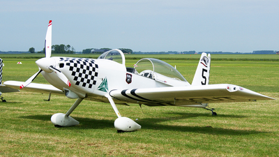 G-SOUT - Vans RV-8 - Private