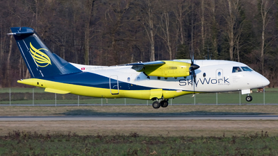 HB-AES - Dornier Do-328-100 - Sky Work Airlines