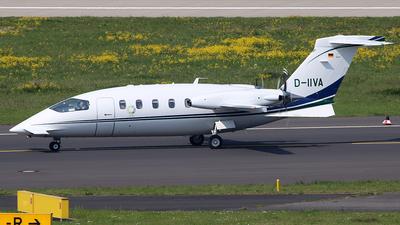 D-IIVA - Piaggio P-180 Avanti - Private