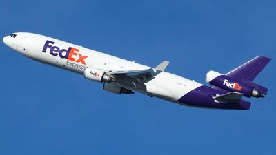 N601FE - McDonnell Douglas MD-11(F) - FedEx
