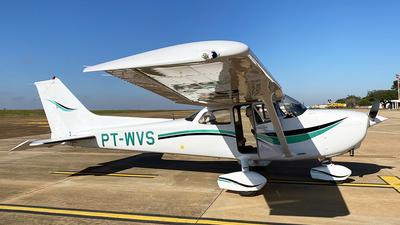 PT-WVS - Cessna 172R Skyhawk II - Private