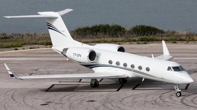 T7-CPX - Gulfstream G-IV(SP) - Private