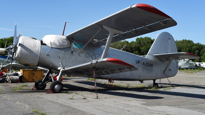 UP-A0345 - PZL-Mielec An-2T - Private