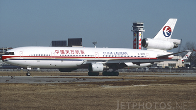 B-2175 - McDonnell Douglas MD-11(F) - China Eastern Airlines