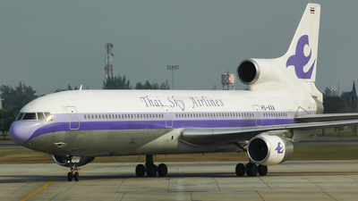 HS-AXA - Lockheed L-1011-1 Tristar - Thai Sky Airlines