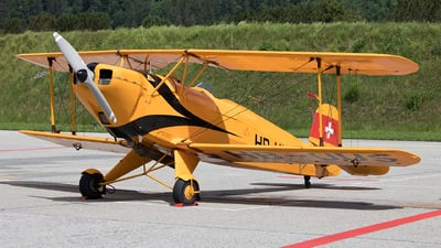 HB-UUS - Bücker 131 Jungmann - Private